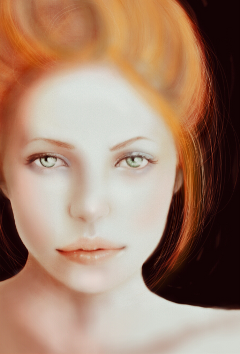 drawing art fantasy face freetoedit