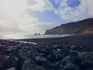 vik photography beach nature sea