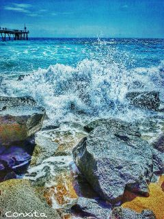 beach freetoedit spring badalona
