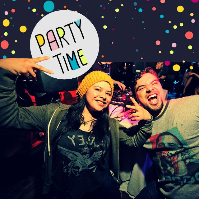 party time frames package