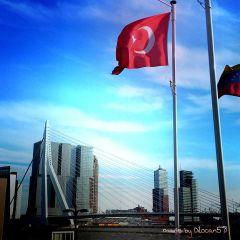 sanlibayragim turk turkbayragi picart rotterdam