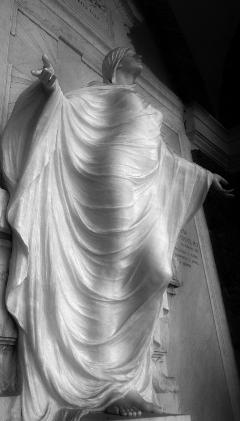 sculpture gothic blackandwhite