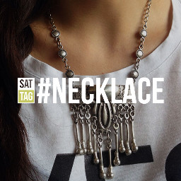 dailytag necklace accessory