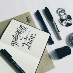 photography quotes & sayings typography sketch doodling