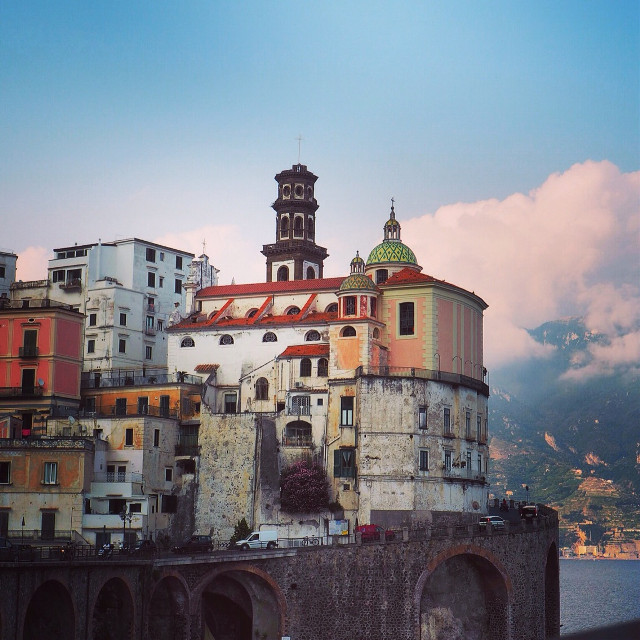 Amalfi #italy #travel