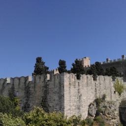 castle travel rodos greek nofilter