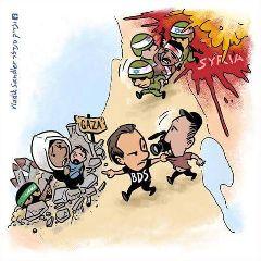 israel boycott gaza un media