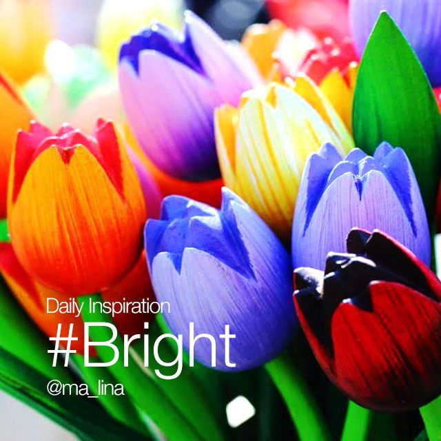 Monday inspiration #bright