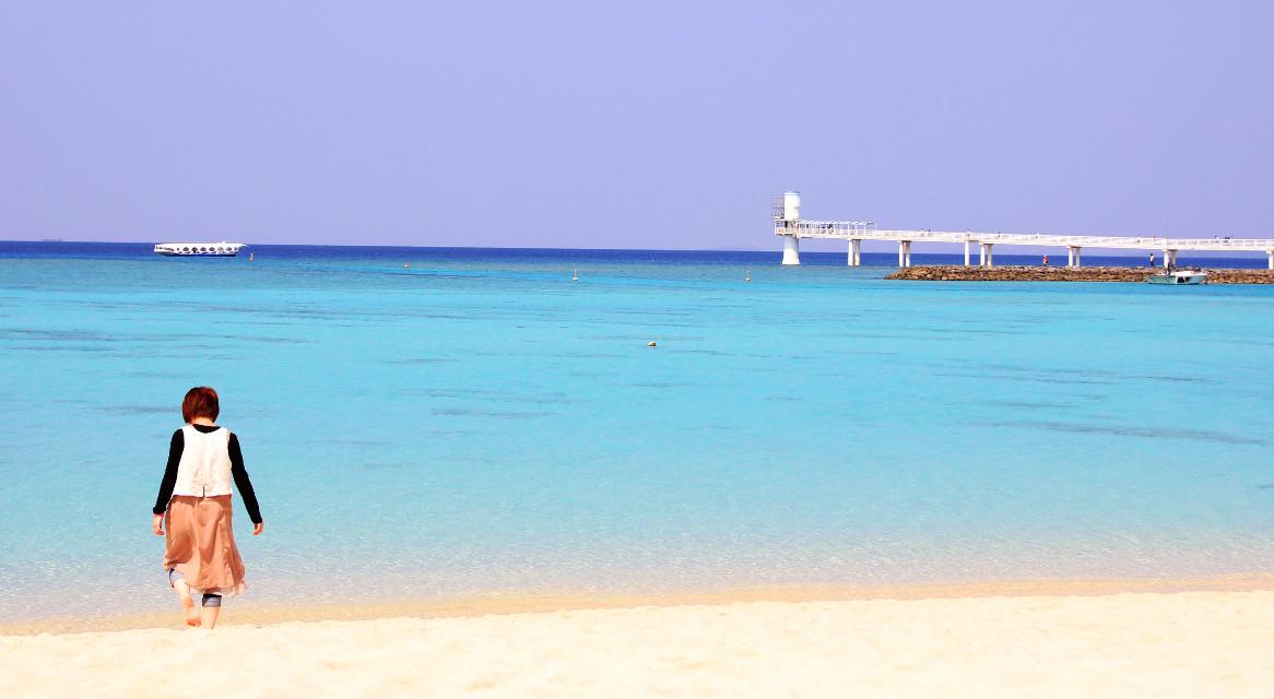 Okinawa seaside #japan #photography
