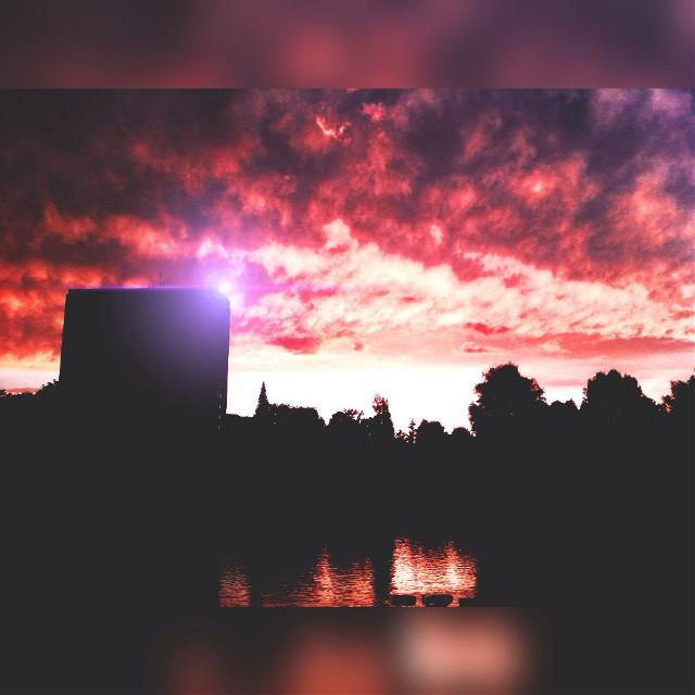 #Sunset #flaucher #sky