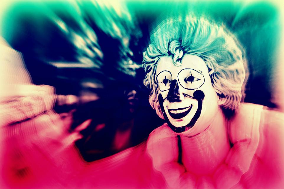 #colorful #colorsplash #photography #popart #like #follow #nikon #clown #funny #creative #smile #happy