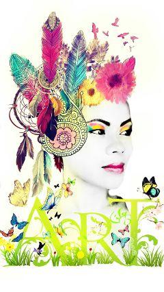 artisticselfie colorful clipart words digitalmakeup