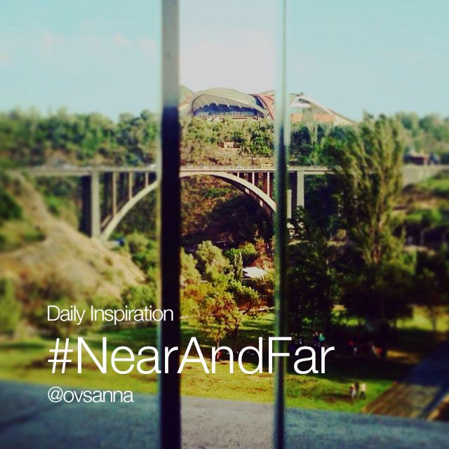 Daily Inspiration #NearAndFar