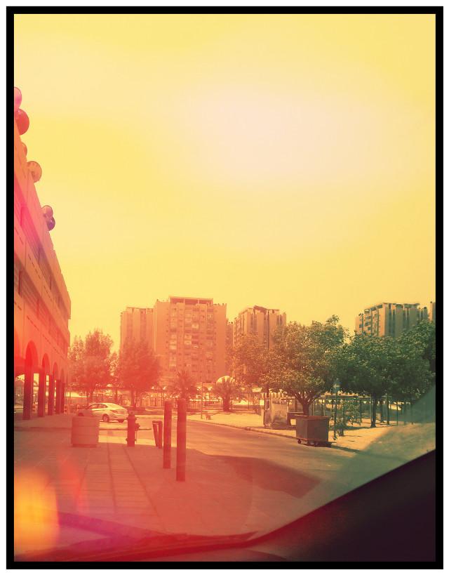 #dammam #summer #nature #brightsunnyday #ksa