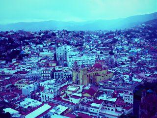 photography mexico guanajuato architecture