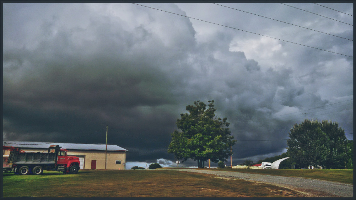 #storm #cloud #texture #love #nature