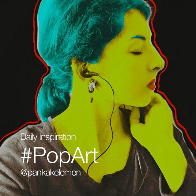 Thursday Inspiration #PopArt