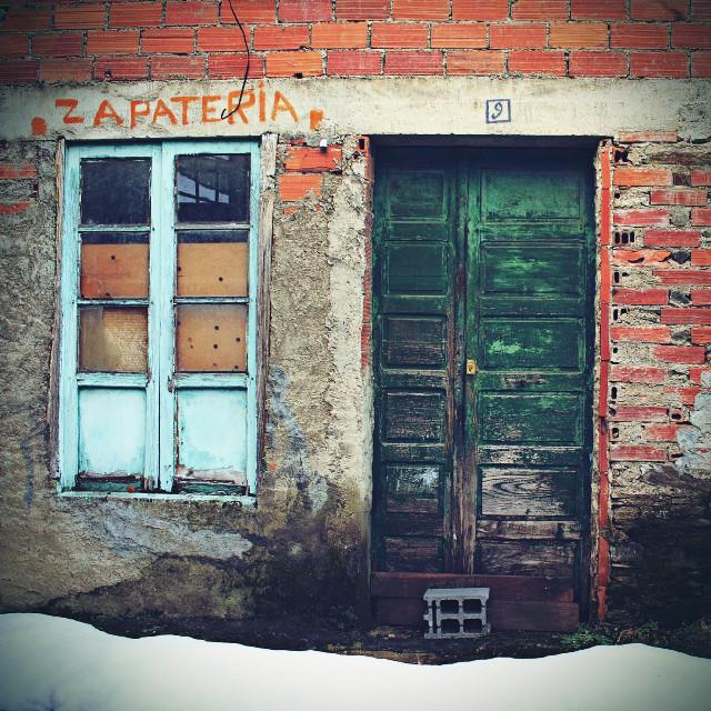 #window  #door #vintage #retro #photography #blue