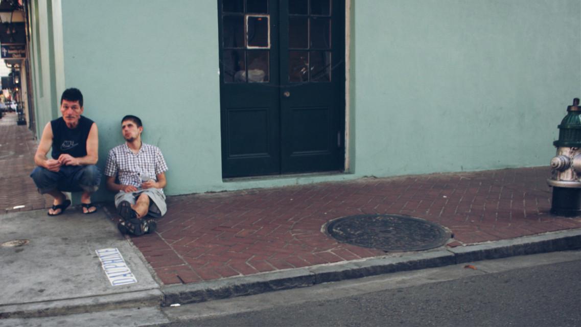 #©ÇűřłMïlĽęř #neworleans #NOLA #Streetphotography #strungout