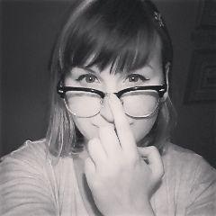 me selfie selfportrait blackandwhite glasses