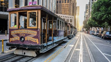 cable tram sf