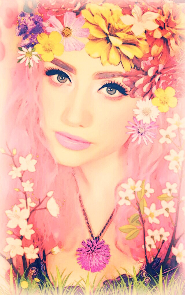 Repost for #pink #artisticselfie #wigs
