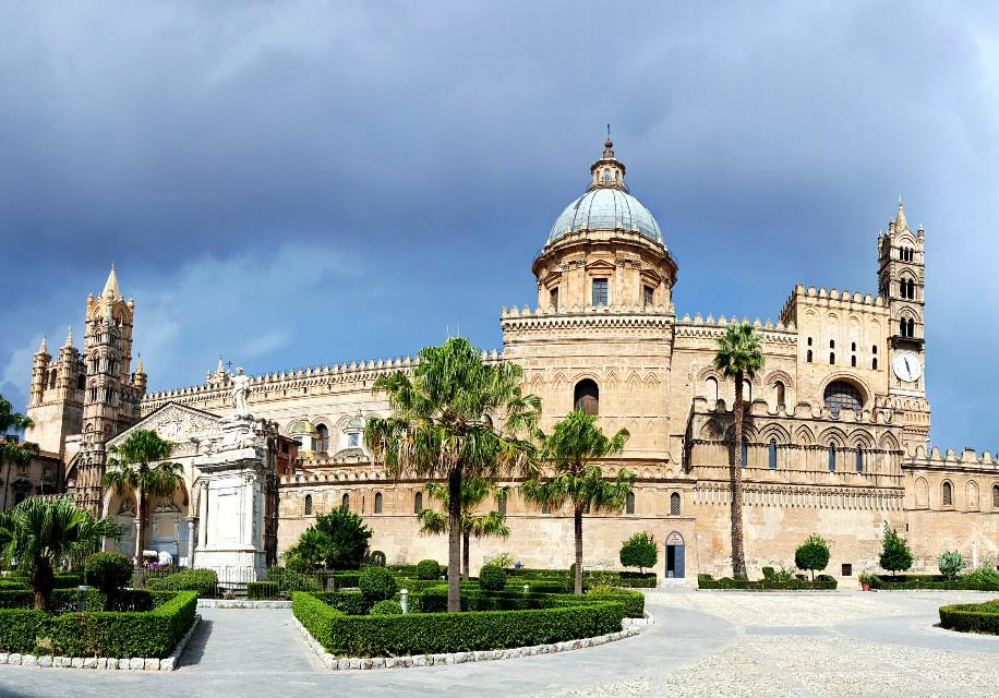 Cattedrale di Palermo  #travel #sicily #palermo