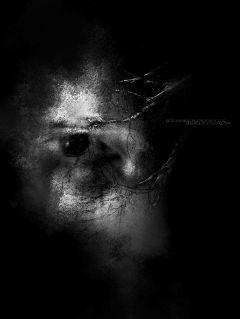 darkart editstepbystep potrait mood emotions