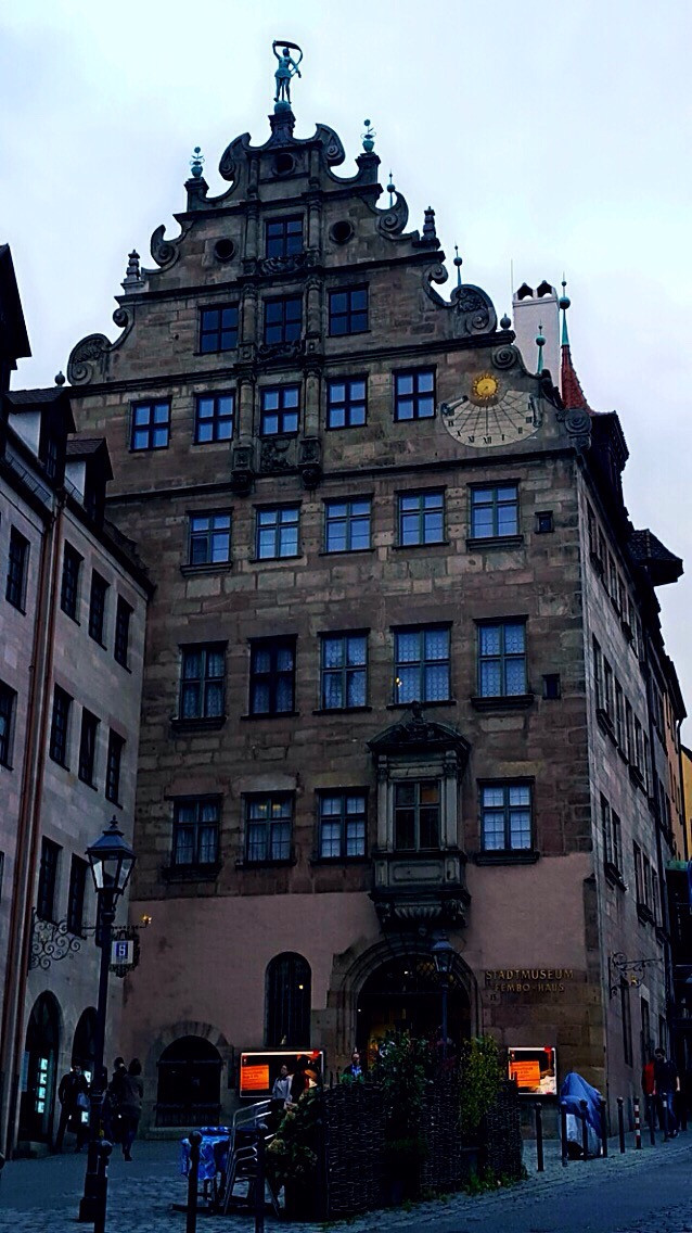 #city #germany #nurnberg