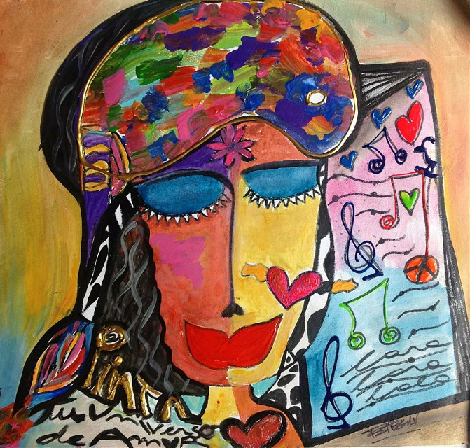 #Love #picture #art #amorenarte #music